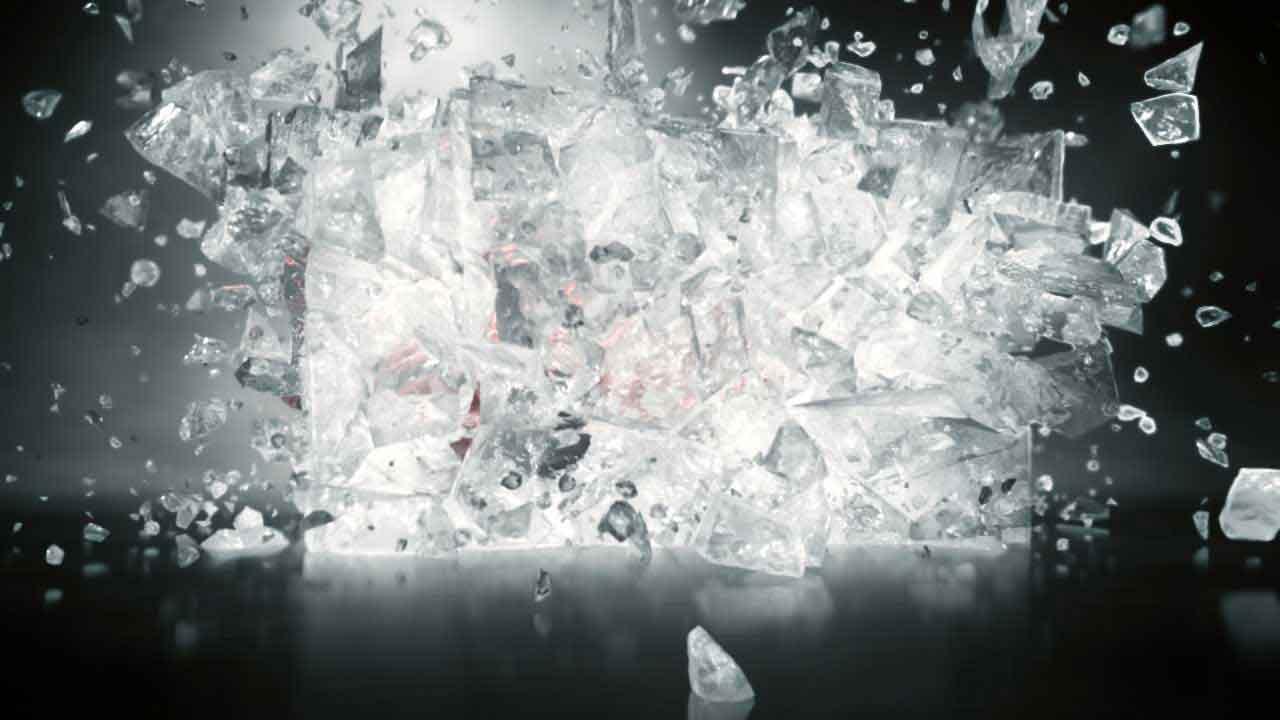 Icebreaker 3D animation