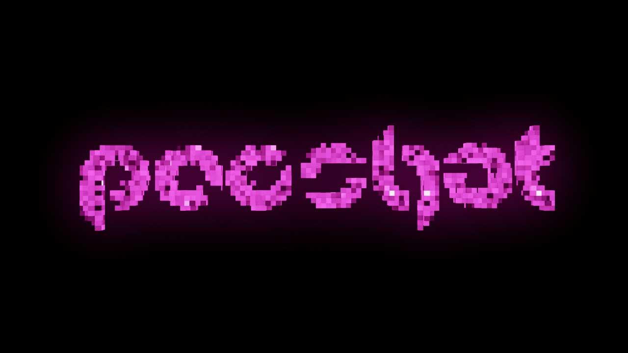 Pacshot 3D logo animation 4