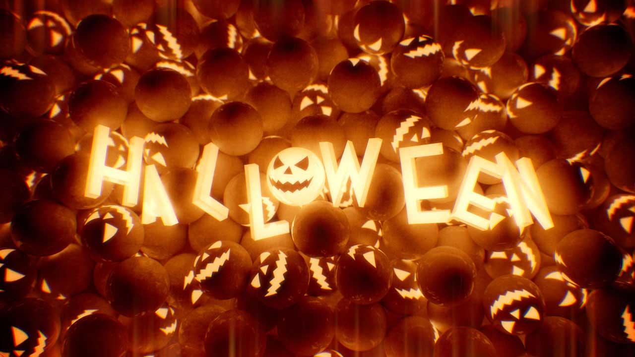 Halloween print AD