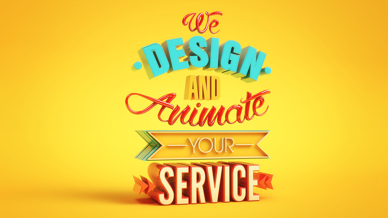 Animate your Service Advertising