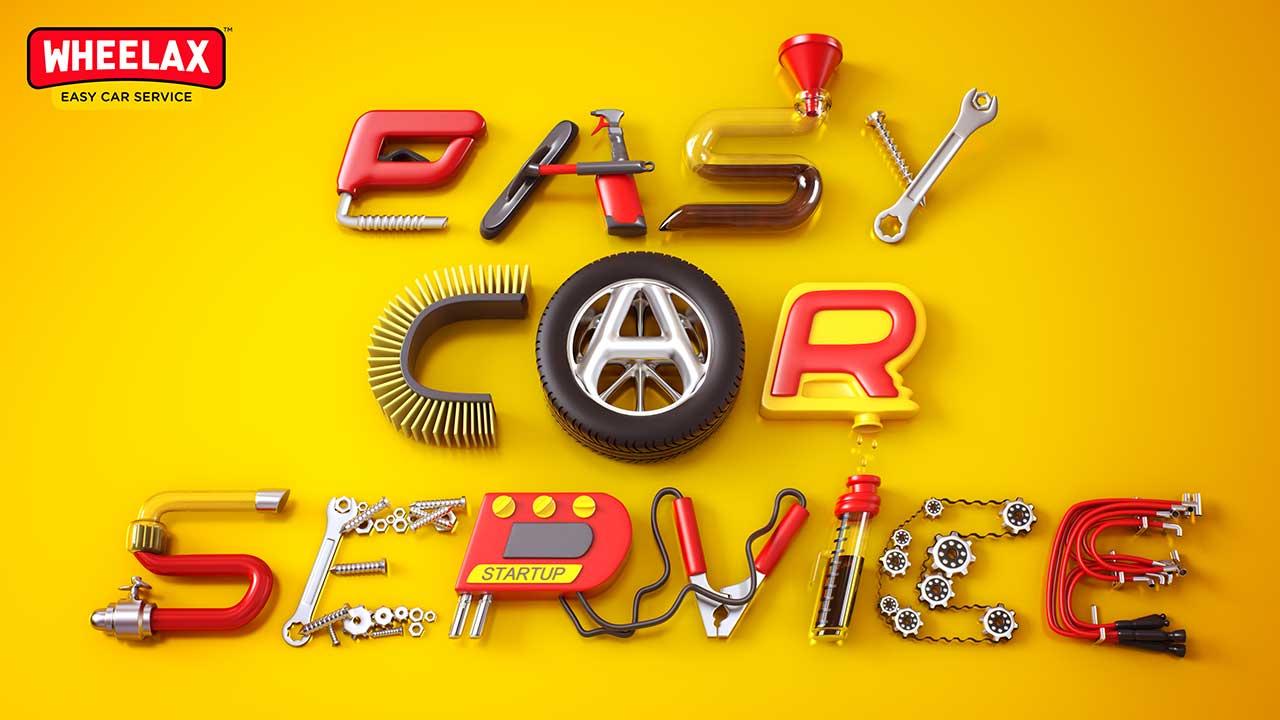 Easy car service Branding