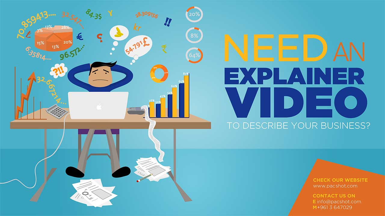 Explainer video Advertising