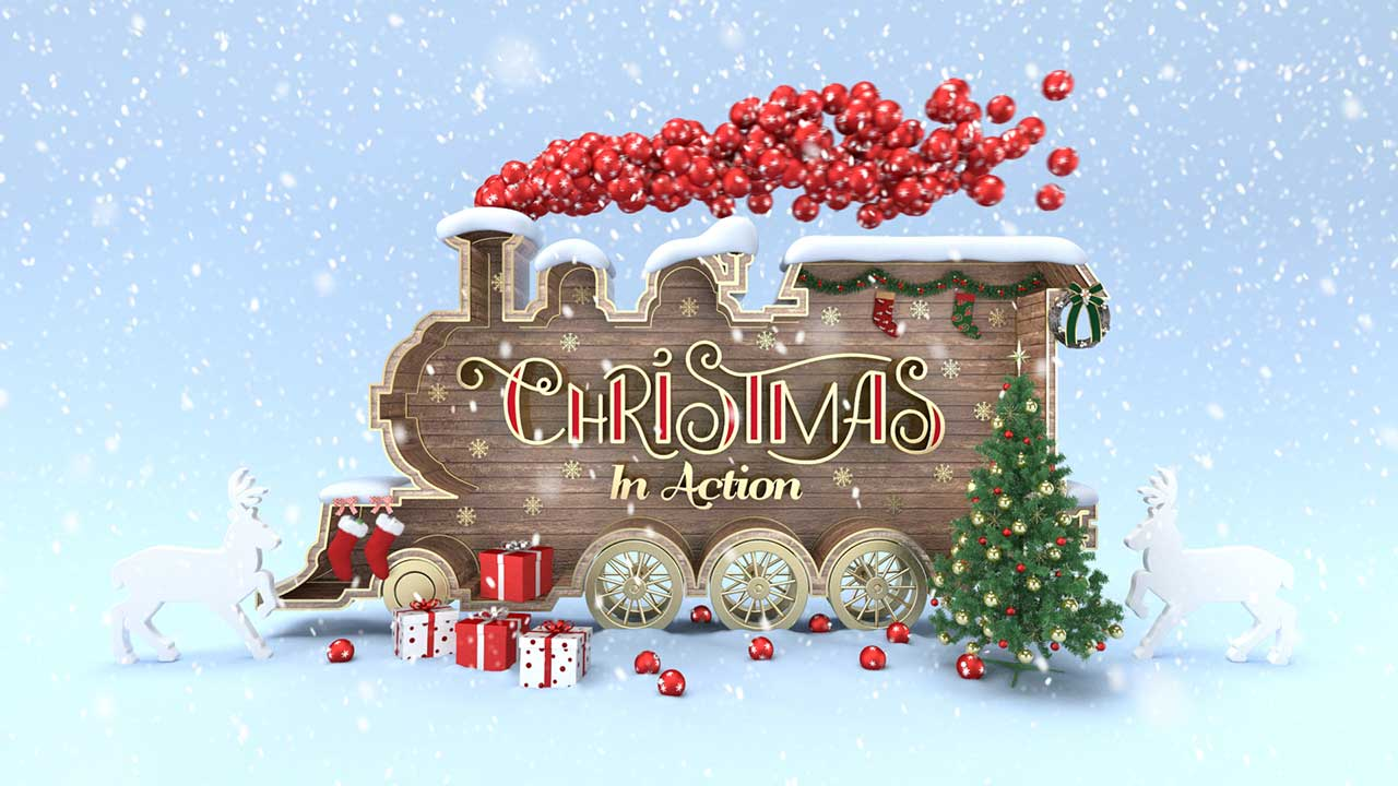 Pacshot and Christmas In Action event 2017